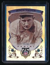 HONUS WAGNER 2014 PANINI HALL OF FAME BLUE FRAME RED 41/50 *PITTSBURGH PIRATES*