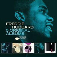 FREDDIE HUBBARD - 5 ORIGINAL ALBUMS  5 CD NEW!