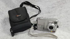 UNTESTED Kodak EasyShare C603 6.1MP Digital Camera with Case ONLY Grade A For Pa