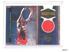 2009-10 Court Kings Dominique Wilkins Masterpieces Jersey #d162/299 *44186