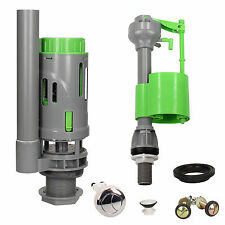 FlushKING Complete Repair Pack 1 - Top Flush - Fixed Bottom Fill