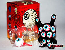 Keep Watch Pattern - Mishka x Kidrobot Dunny Series 2016 - Brand New in Box