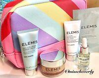 ELEMIS Pro-Collagen Marine Cream+Rose Facial Oil+Hydra-Gel Eye Mask+Dynamic Gel