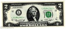 Etats UNIS AMERIQUE USA Billet 2 $ Dollars 1976 * STAR L SAN FRANCISCO UNC  NEUF