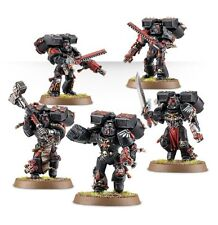 WARHAMMER 40000 41-07 GLI ANGELI DI SANGUE MORTE Company 5 X MINI FIGURES KIT t48 POST