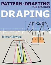 PATTERN-DRAFTING FOR FASHION - GILEWSKA, TERESA - NEW PAPERBACK BOOK