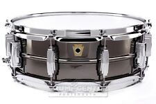 Ludwig Black Beauty Snare Drum 5x14 - Video Demo