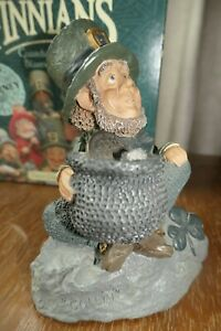 'Colin the Storyteller' Declan Finnian Collectable Boxed Character Figure Gift