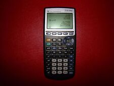 Texas Instruments TI-83 Plus Silver Edition Graphing Calculator w/ ONE COM Cable