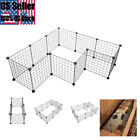 Folding Portable Pets Dog Crate Metal Dog Crates Cage for Dog Cat Rabbit 35*35CM