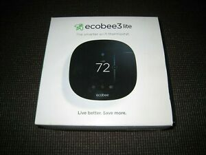 ECOBEE3 LITE THE SMARTER WI-FI THERMOSTAT - NEW