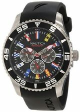 Nautica Pulsar Adult Casual Round Wristwatches