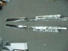 HQ HJ HX HZ WB Sedan Scuff Plates Chrome (4pc)