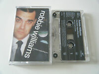 ROBBIE WILLIAMS I'VE BEEN EXPECTING YOU CASSETTE TAPE CHRYSALIS 1998