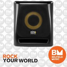 KRK 8S Studio Subwoofer Powered Sub 8'' - Brand New - Belfield Music