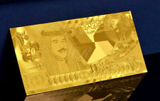 "★★ BAHREIN / BAHRAIN : BILLET POLYMER  "" OR "" DU 20 DINARS ★★"