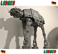 Komplett Set AT AT UCS besteht aus über 6500 original LEGO® Teilen by Ledako Led