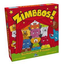 ZIMBBOS! - ELEPHANTASTIC PYRAMIDS EDUCATIONAL KIDS GAME BLUE ORANGE AGES 3+