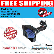 aFe Takeda Stage-2 Pro 5R Air for Lexus IS-F 08-14 5.0L #TR-2011B