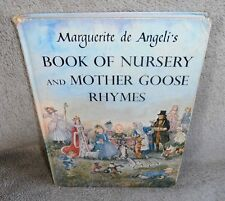 Marguerite de Angeli's Book of Nursery and Mother Goose Rhy