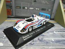 PORSCHE 936 /78 Le Mans 1978 Martini Racing #6 Ickx Barth Wolle Minichamps 1:43