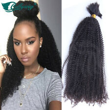 Braid women hair extensions ebay afro hair bulk peruvian vrigin human braiding hair bulk extension kinky curly pmusecretfo Choice Image