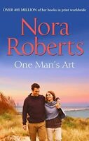 One Man's Art (The MacGregors, Book 4), Roberts, Nora , Good, FAST Delivery