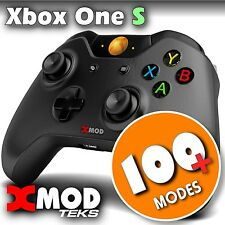XBOX ONE S MODDED CONTROLLER, GENUINE COD BO3, RAPID FIRE PRO MOD, XMOD 100 MODE