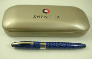 """VERY RARE  SHEAFFER  LEGACY- 2  """" BLACK PEARL SPECIAL EDITION """"  FOUNTAIN PEN"""