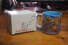 1996 Disney 25th Anniversary Coffee Mug in original box