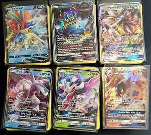 Pokemon 25 OFFICIAL TCG Card Lots - Ultra Rare Included!