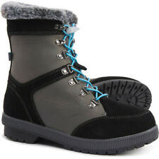 New Womens Khombu Janet Winter Boot Black Size 9 M
