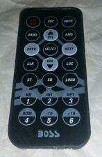 Boss 616UAB In-Dash Audio System GENUINE Remote Control