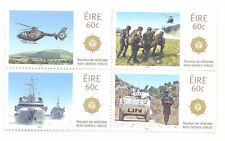 Ireland-Defence Force set mnh- 2183a-Troops Helicopter-Military