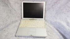 "UNTESTED Apple A1005 Vintage iBook 12"" Laptop Grade B For Parts Non Functional /"