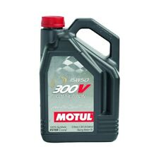 MOTUL Engine Oil 300v Competition 15w50 5 Litre Ester