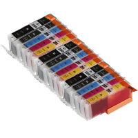 15 PK INK NON-OEM CANON PGI-250 XL CLI-251 XL MG7120 MG7520 IP8720 IP7220 MG5420