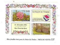"""BLOC FRANCE N°15 """"Salon du Timbre"""" 1993 **  LUXE"""