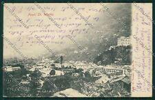 Aosta Pont Saint Martin cartolina QQ6015