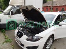 Installation kit gas hood/ bonnet strut damper for Seat Leon Mk2 1P (2005-2012)