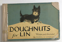 Doughnuts For Lin By Nora A. Unwin First Edition 1950 Hardcover Exlib Acc