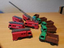 !! 10 x Jean Hoefler  W. Germany Modellautos 5 x Lkw  5 x Feuerwehr !!