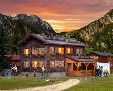 Kibri 38004 -- Haus Sonnenhalde mit Beleuchtung, Spur H0