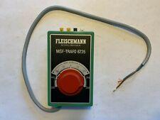 Fleischmann 6735 Trafo Transformator 7 VA, ohne Stecker !!!