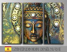 Cuadros En lienzo Buda Buddha, 100 x 62 cm, ref. 26017