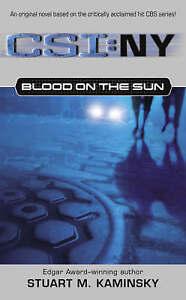 CSI NY Blood on the Sun (CSI: New York), Good Books
