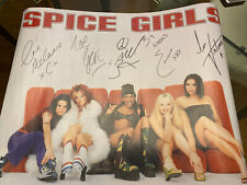 SPICE GIRLS MUSIC BAND POSTER 20x16