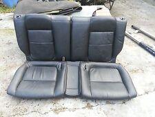 94-01 Acura Integra gsr Coupe OEM rear black leather seats,dc2,db8,eg6,eg9,em1