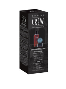 American Crew Christmas Gift Set 2020 - Fiber 85g and Free Daily Shampoo 250ml