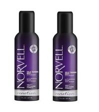 Norvell Venetian Sunless Airbrush Spray Tanning Self Tan Mist 7oz - LOT OF 2